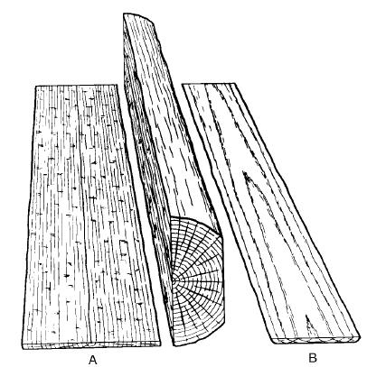 木目のリラックス効果(1/fゆらぎ)