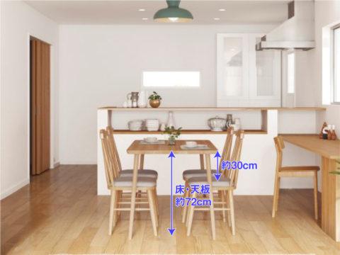 家具選びのポイント ■■ ダイニングテーブル・ダイニングチェア ■■