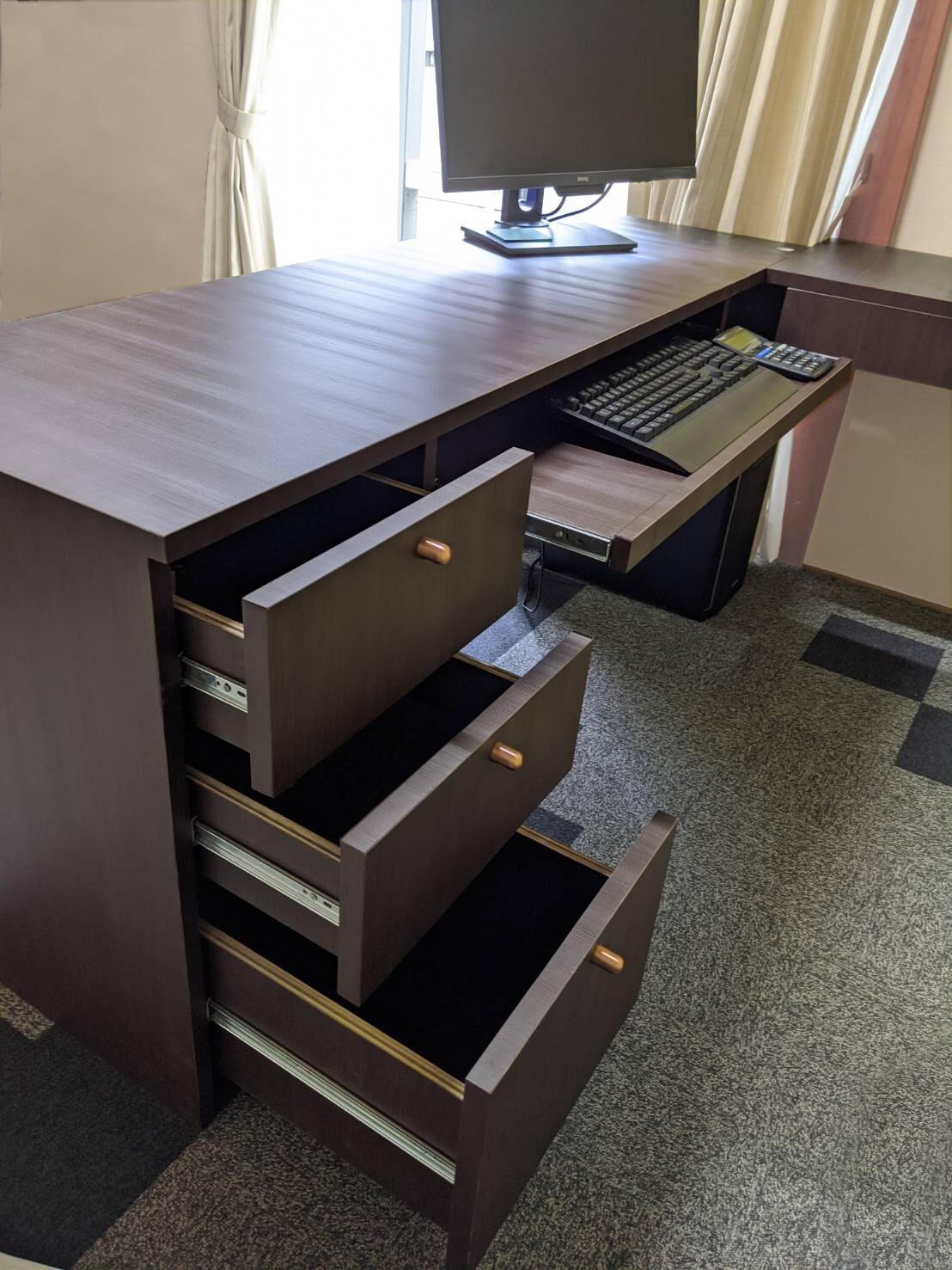 オフィス家具製作事例